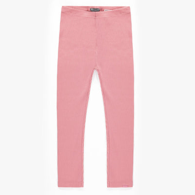Legging long rose, enfant fille || Short pink legging, child girl