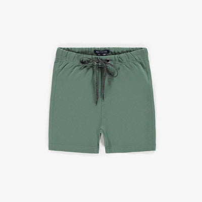 Short de coton français kaki || Khaki French Terry Shorts