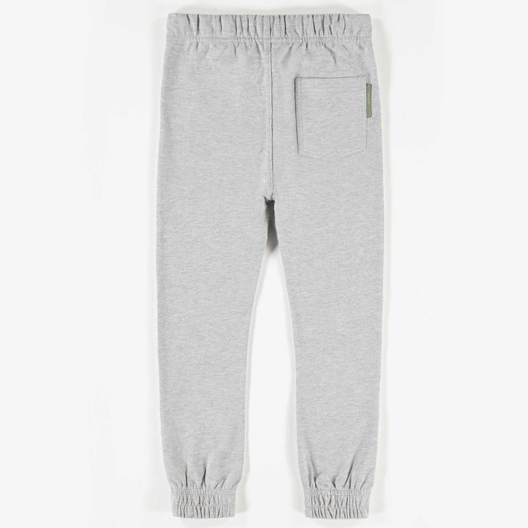 Pantalon gris de coton français || Grey French Terry Pants