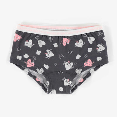 Culotte garçonne Cœurs || Mix & Match hearts Boy Short