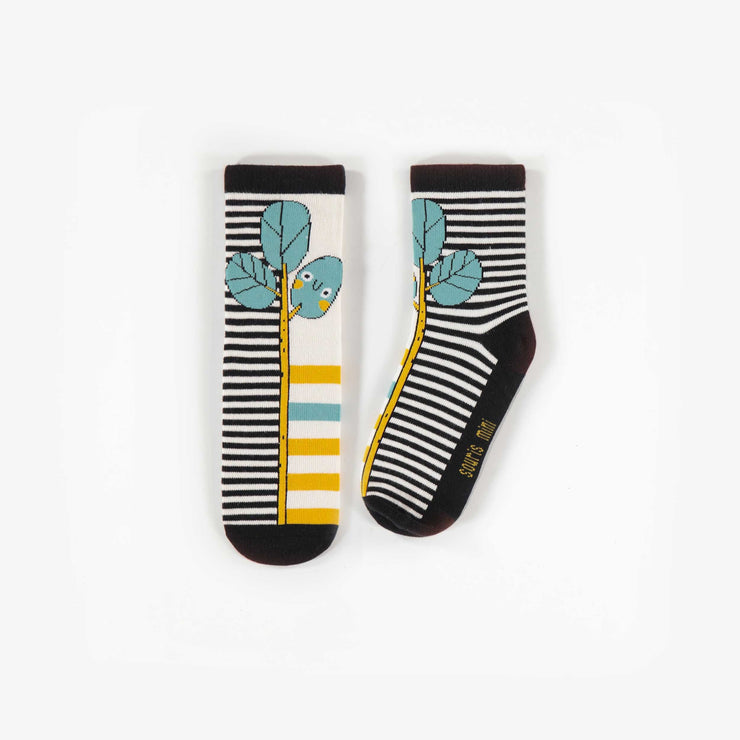 Chaussettes Double face || Double side Socks
