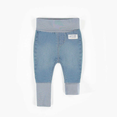 Pantalon de denim évolutif  || Denim Adjustable Pants