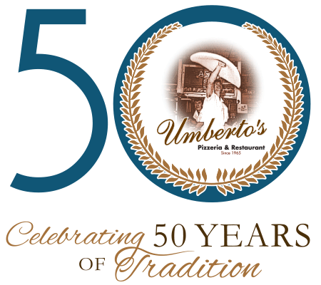 Umberto's Pizza History for over 50 Years