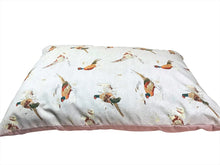 Load image into Gallery viewer, Country Range Dog Pillow / Cussion | Hand Made To Order | Bedding for Dogs and Puppies | Machine Wash at 40c