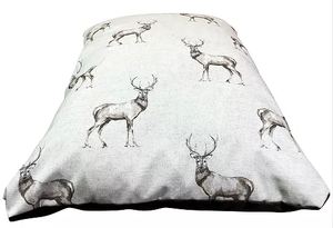 Country Range Dog Pillow / Cussion | Hand Made To Order | Bedding for Dogs and Puppies | Machine Wash at 40c