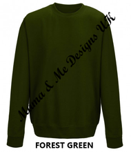 Load image into Gallery viewer, 1 Christmas Design Adult Unisex Jumper / Sweatshirts In 3 Different Design Options