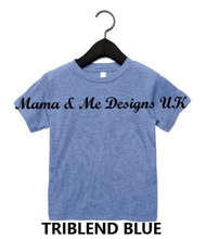 Load image into Gallery viewer, Hand Made Childrens Tops 0-3M to 5Y Kindness Is Free Print