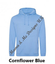 Load image into Gallery viewer, Hand Made Mother of Wild Ones Hoody UK Sizes 8-22