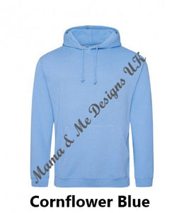 Hand Made Mother of Wild Ones Hoody UK Sizes 8-22