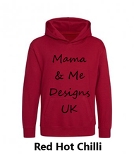 Load image into Gallery viewer, Hand Made Children's hoody 1 to 13 Yrs Kindness Is Free