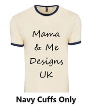 Load image into Gallery viewer, Inspired Range Adults T-Shirt Sizes 8-20 (Choose Your Text 7 Options Available)