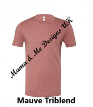 Load image into Gallery viewer, Hand Made Mama Just Needs A Minute Adult Ladies T-Shirt XS To XXL Colour Options Available
