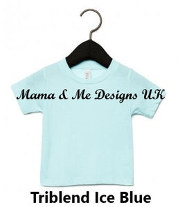 Hand Made Children's Vests & T-shirts 3-6M to 5 Yrs Having A Whale Of A Time