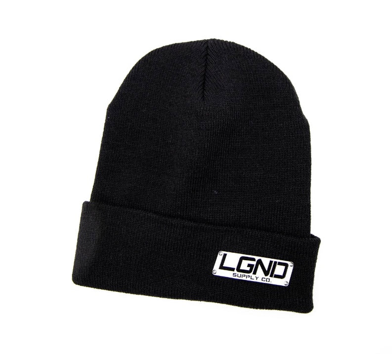 Limited Edition LGND Badge Beanie