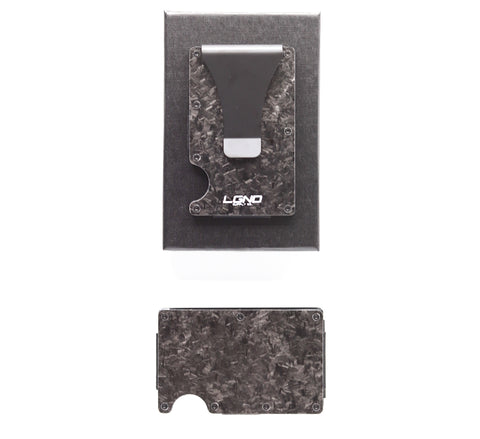 LGND Forged Carbon Wallet