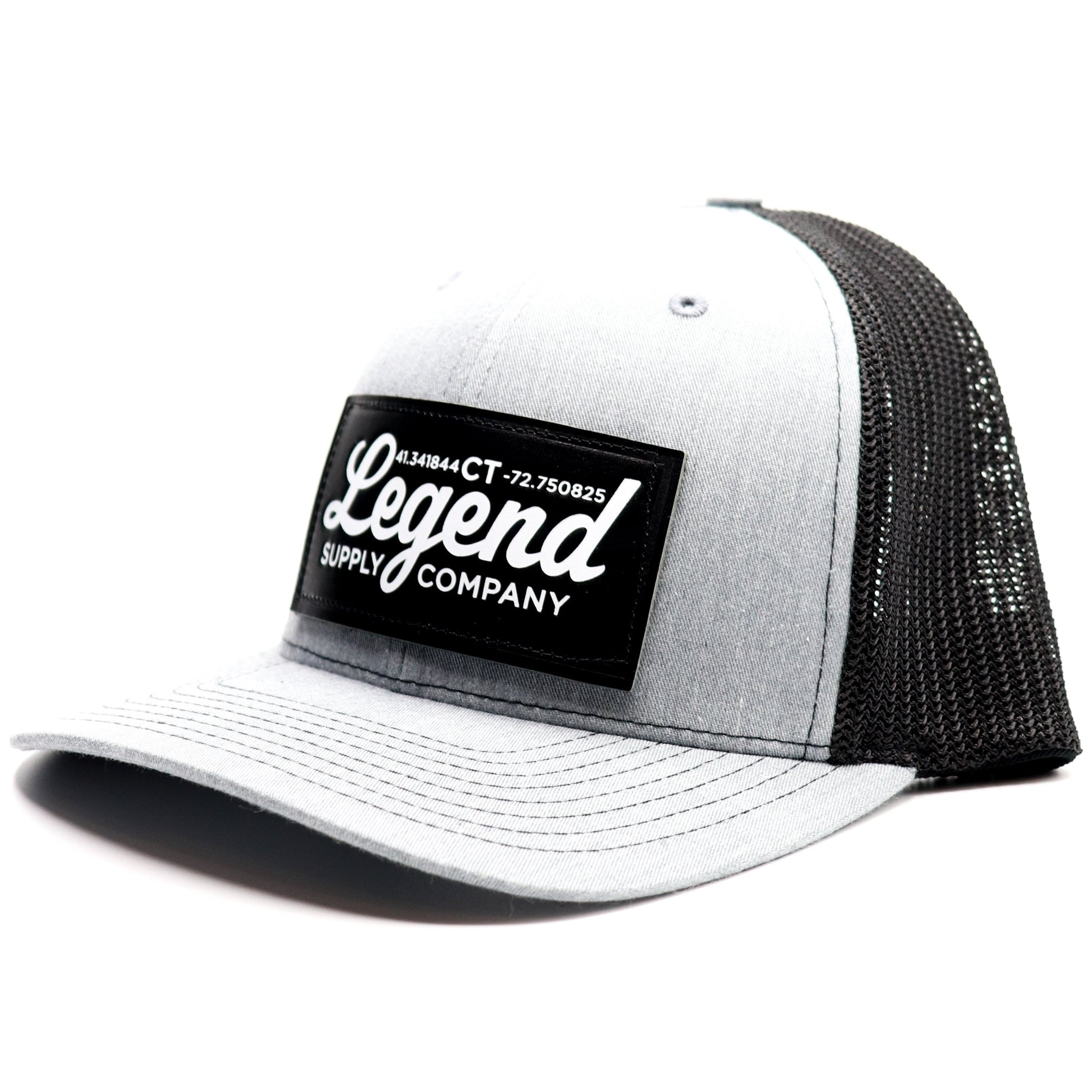 Sterling Patch Snapback