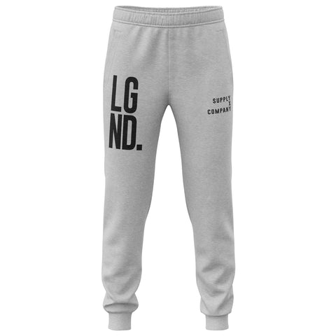 Statement Joggers - Grey
