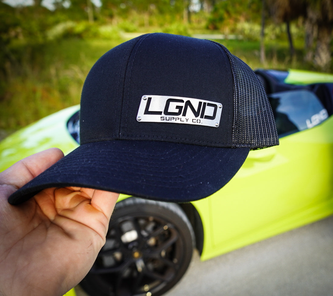 LIMITED EDITION LGND BADGE HAT