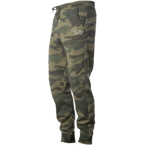 Bold Joggers - Forest Camo
