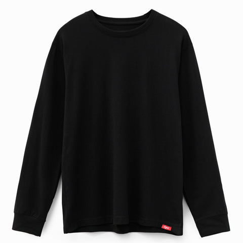 Black Premium Long Sleeve