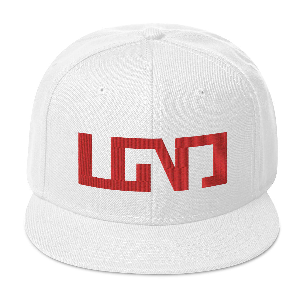 Code Red Bold Snapback