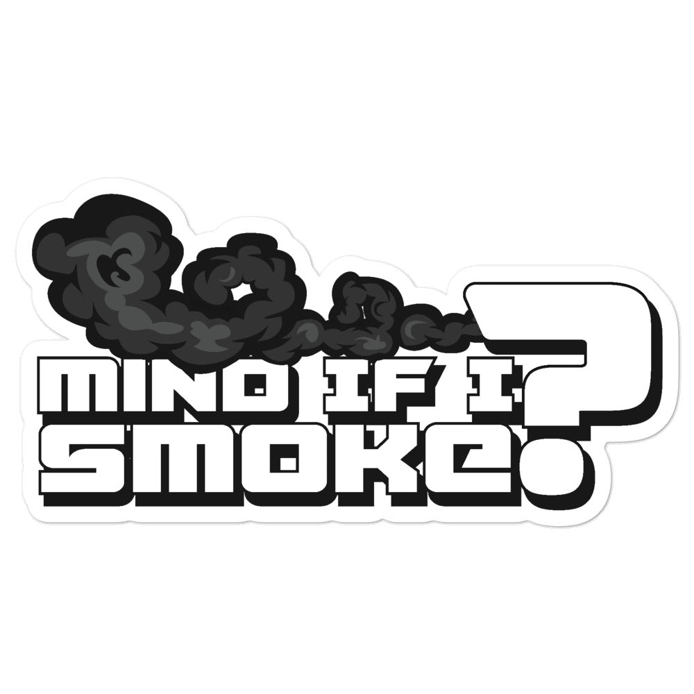 Smoke Stack Decal