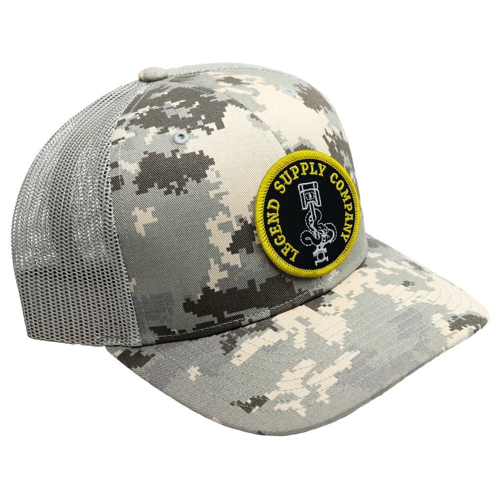 Soldier's Digi Camo Patch Hat