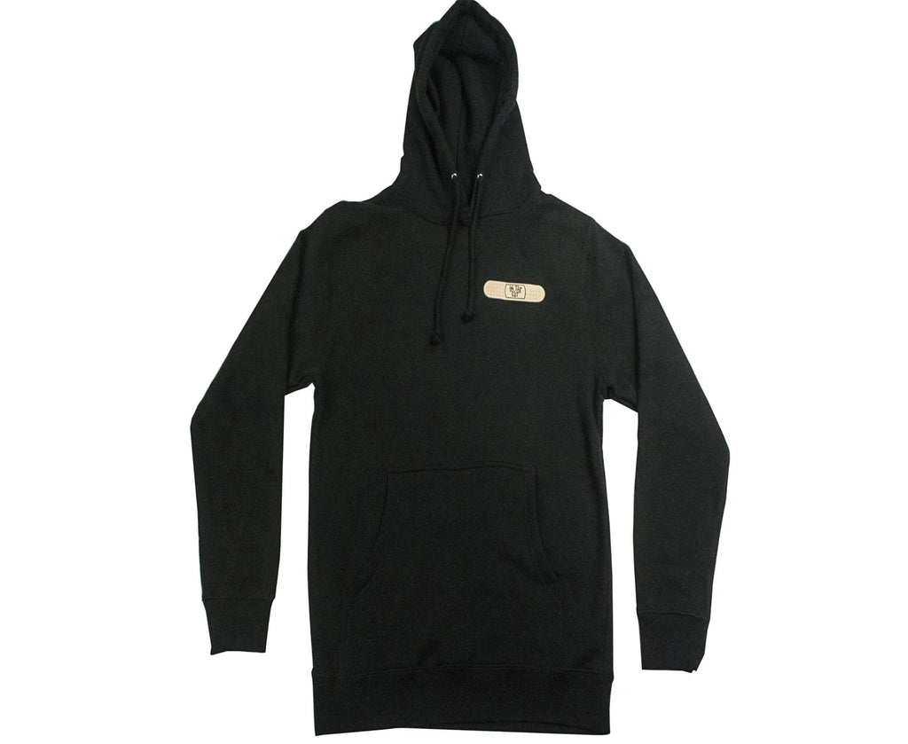 "Black ""In the cut"" Hoodie"