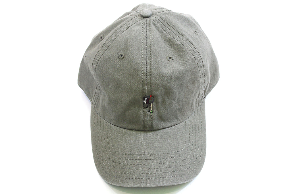 "Green ""Posted"" Dad Hat"