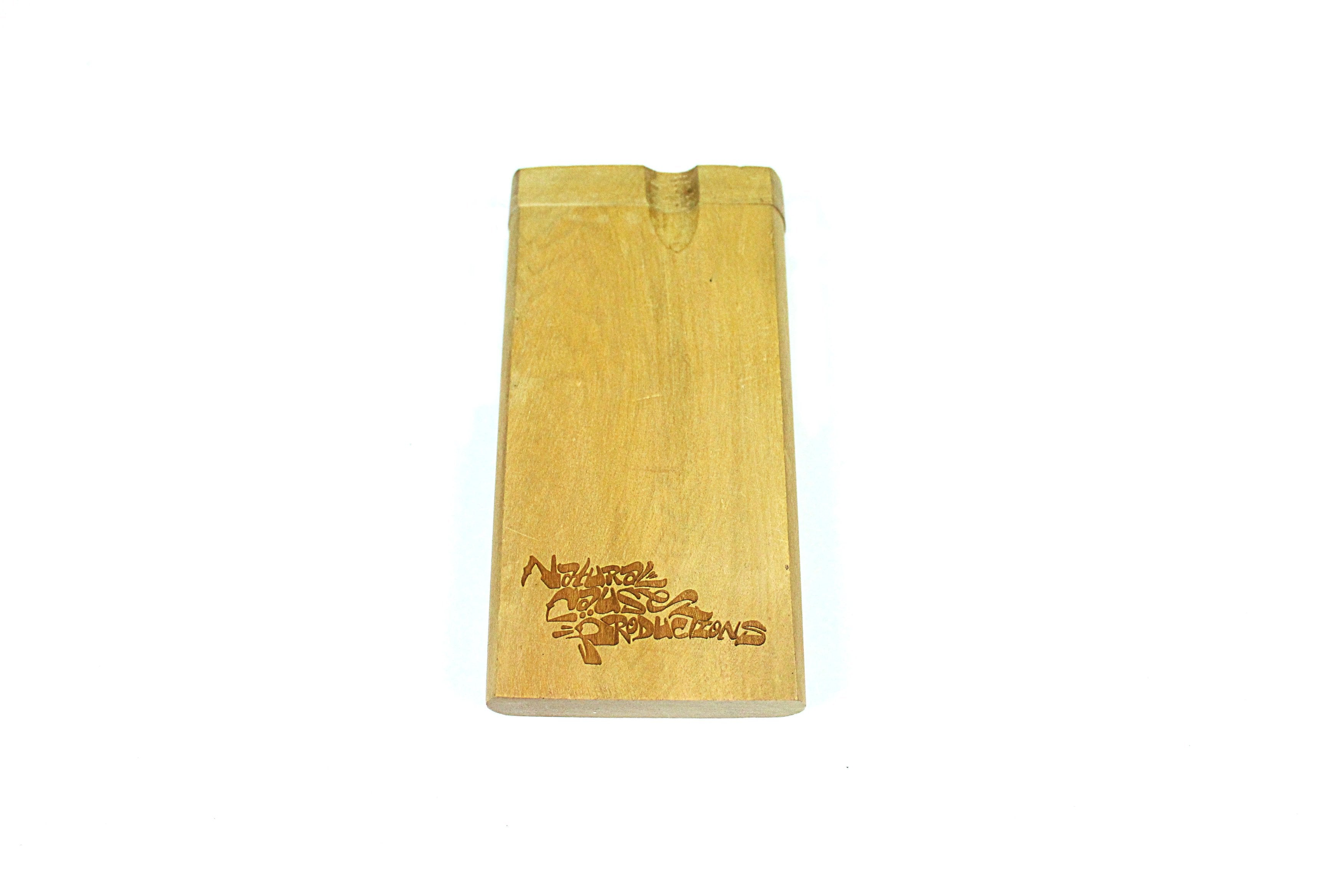 """Take a hike"" Dugout (Woodgrain)"
