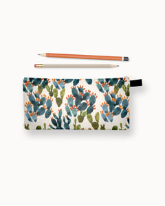 Nopal Cactus Field Pencil Case