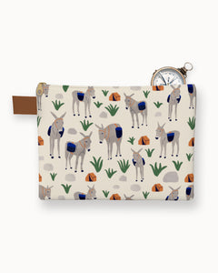 Pack Mules Carry-All Pouch