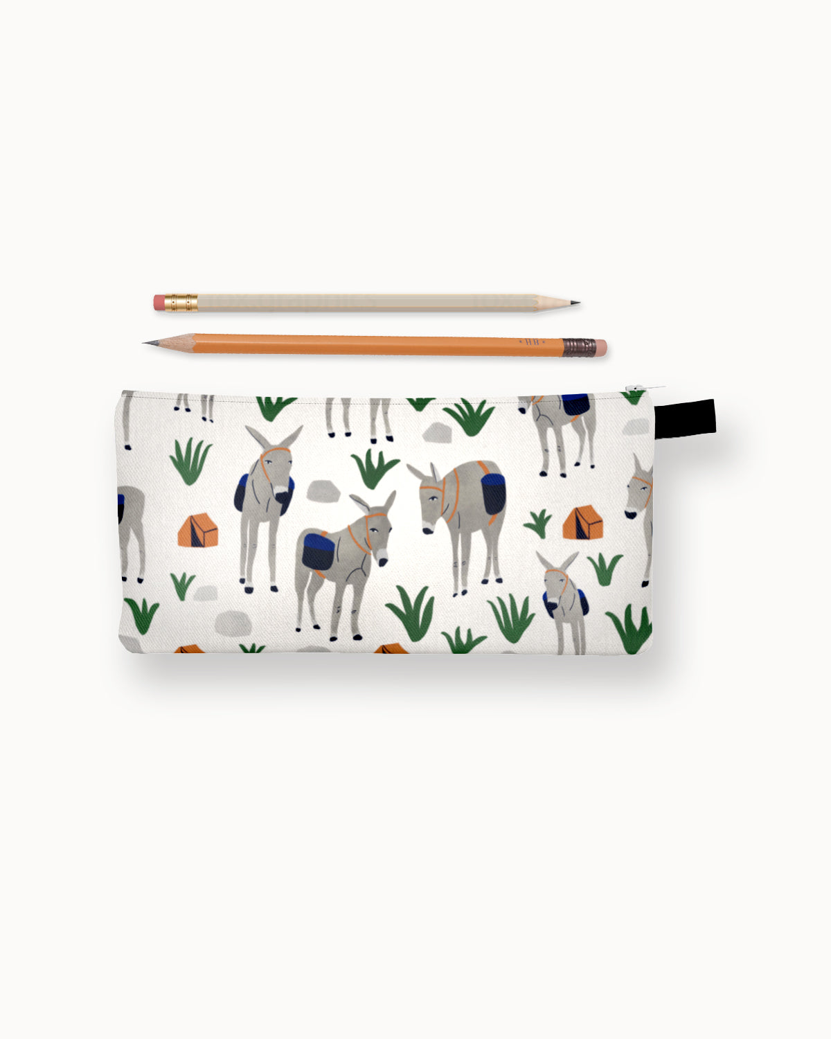 Pack Mules Pencil Case