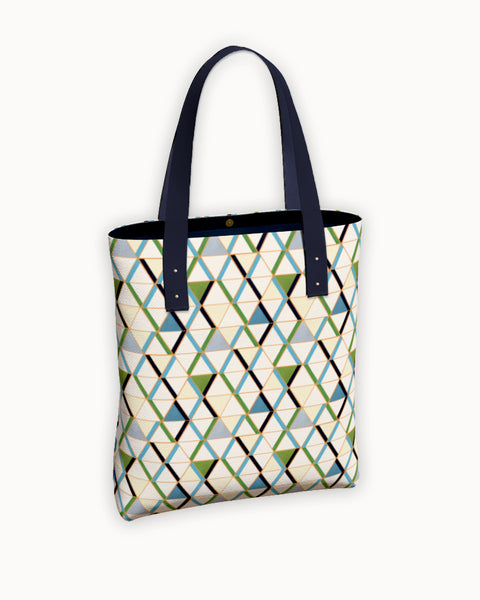 Triad Harmony Urban Tote Bag