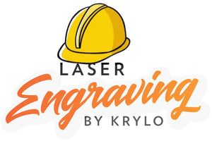 Laser Engraving by Krylo, LLC