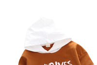 MOF Kids autumn infant toddler hoodie sweaters printed