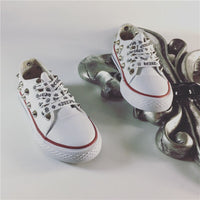 MOF Kids shoes rivet shoes high top canvas sneakers