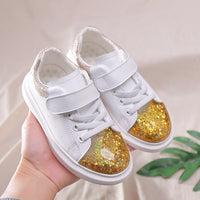 MOF Kids shoes girl glitter trendy sneakers