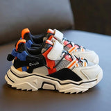 MOF Kids shoes new style 2020 spring children chunky sneakers
