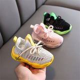 MOF Kids infant toddler shoes 2020 spring autumn soft sole comfortable casual sneakers baby first walkers