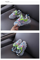 MOF Kids shoes 2020 new autumn children shoes genuine leather toddler little kid big kid sneakers breathable sport sneakers