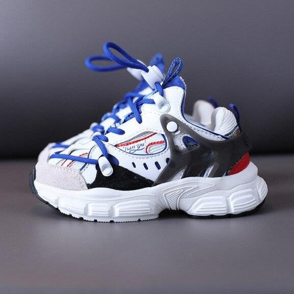 MOF Kids shoes 2020 autumn boys trainers children fashion sport sneakers girls casual shoes