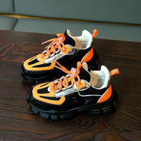 MOF Kids shoes 2020 autumn children breathable shoes baby girls casual trainers boys sport toddlers sneakers