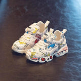 MOF Kids chunky sole sneakers sneakers MOF for kids White 1
