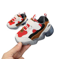 MOF Kids infant toddler shoes breathable chunky sneakers
