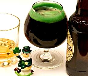 St. Patrick's Day Beers And How To Dye Your Home Brew Green
