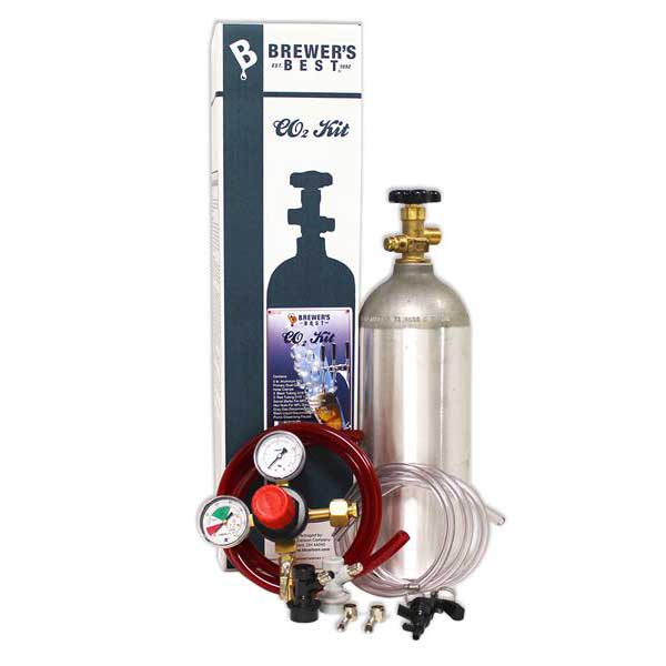 Brewers Best Co2 Kit with Regulator