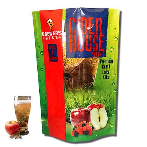Spiced Apple Cider House Select Cider Kit