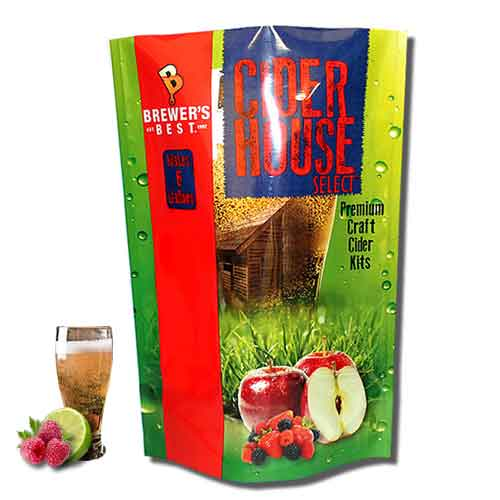 Raspberry Lime Cider House Select Cider Kit