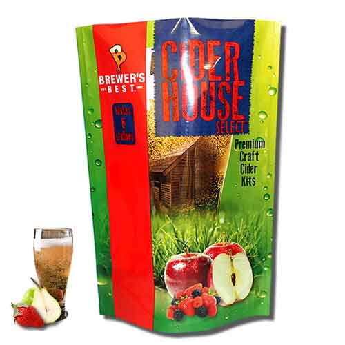 Strawberry Pear Cider House Select Cider Kit